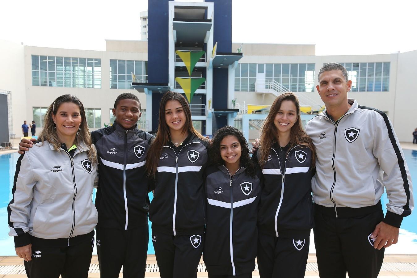 Trofeu Brasil de Saltos Ornamentais. 18 de maio de 2017, Rio de Janeiro, RJ. Foto: Satiro Sodré/SSPress/CBDA