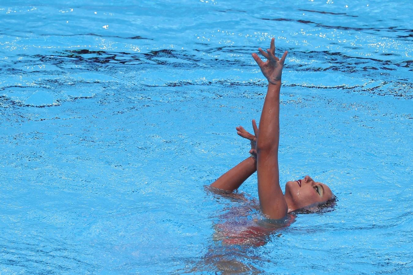 Giovana Stephan. Campeonato Mundial de Desportos Aquaticos. City Park - Varosliget Lake . 14 de Julho de 2017, Hungria, Budapeste. Foto: Satiro Sodré/SSPress/CBDA