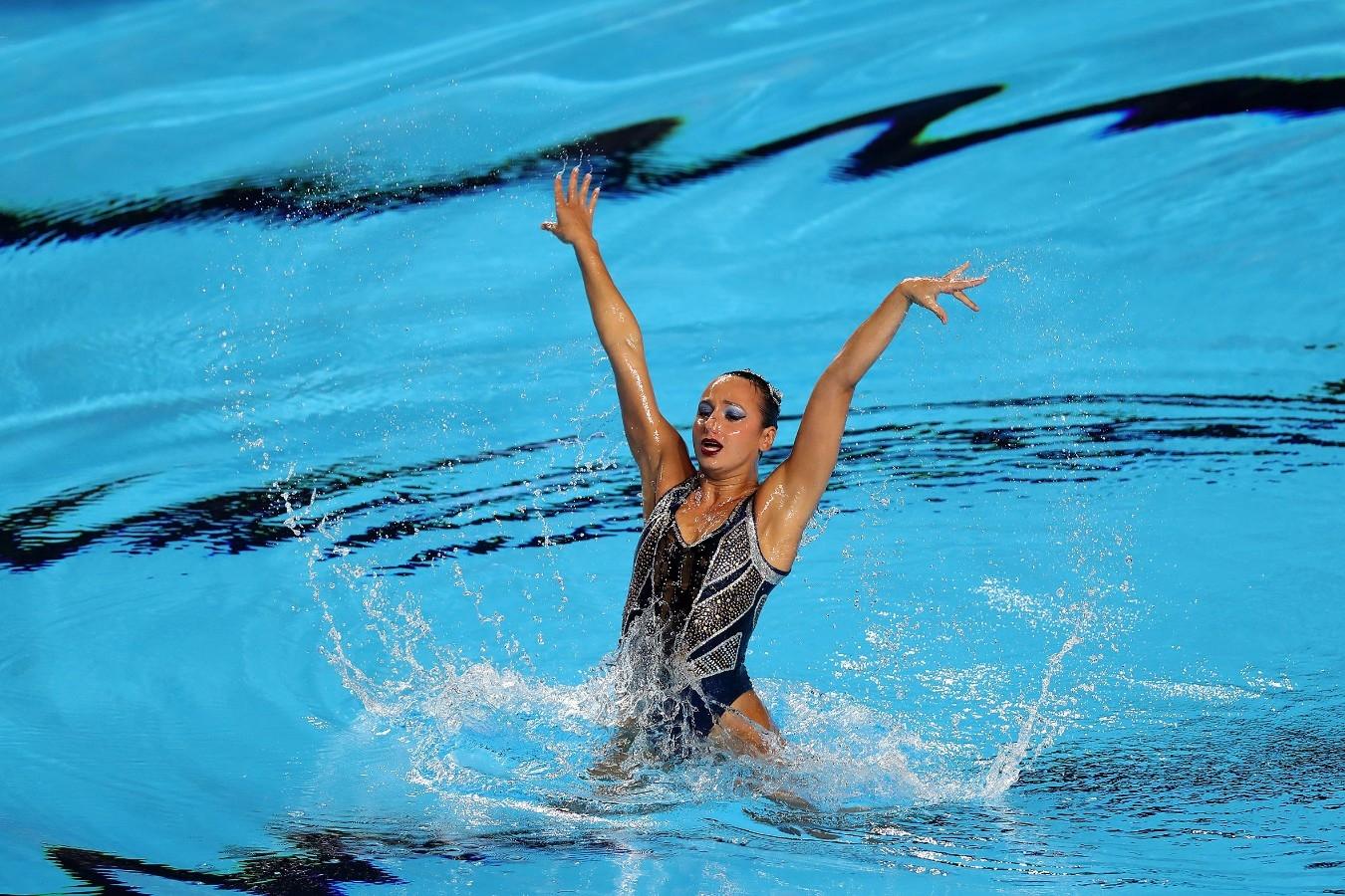 Maria Clara Coutinho. Campeonato Mundial de Desportos Aquaticos. City Park. 17 de Julho de 2017, Budapeste, Hungria. Foto: Satiro Sodré/SSPress/CBDA