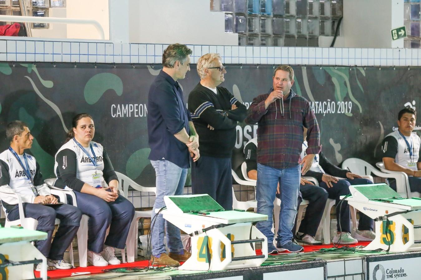 Fotos de Valterci Santos/Clube Curitibano