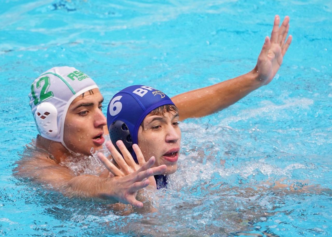 Seleção brasileira perde para África do Sul no Campeonato Mundial Júnior de Polo Aquático